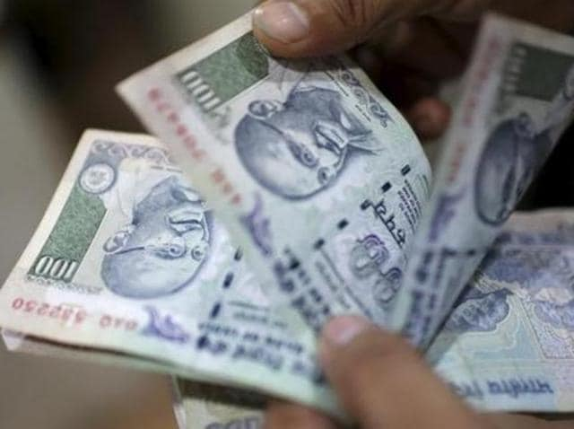 On Wednesday, the rupee had recovered 16 paise to close at 67.22 on fresh selling of the dollar by banks and exporters.