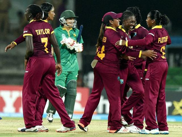 Women's World T20,West Indies,Pakistan