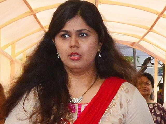 Women and child development minister Pankaja Munde on Wednesday gave a clean chit to her department in the alleged Rs206-crore chikki scam.
