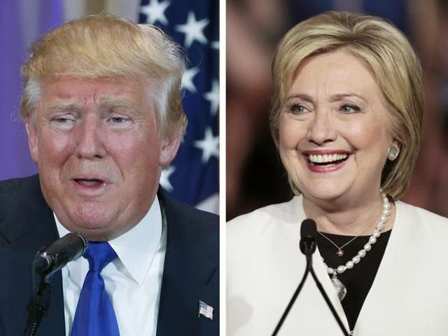 Donald Trump,US Elections,Hillary Clinton