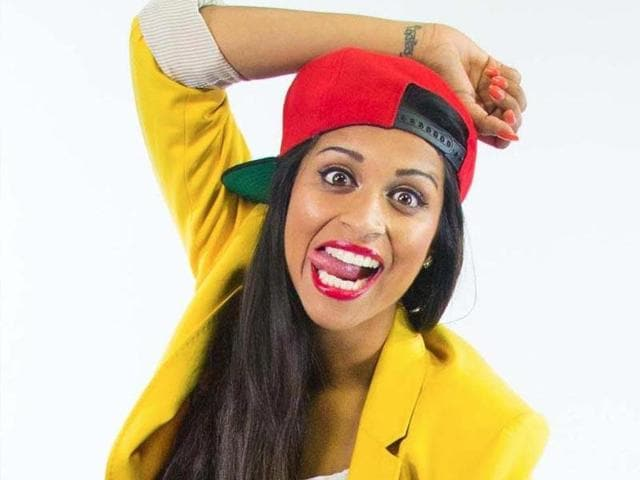 Lilly Singh has got millions of followers on Youtube, Facebook, Twitter and Instagram. She is known as 'Superwoman' among her fans.  (Source: Facebook)