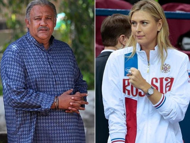 Maria Sharapova,Alok Nath,Maria Sharapova doping scandal