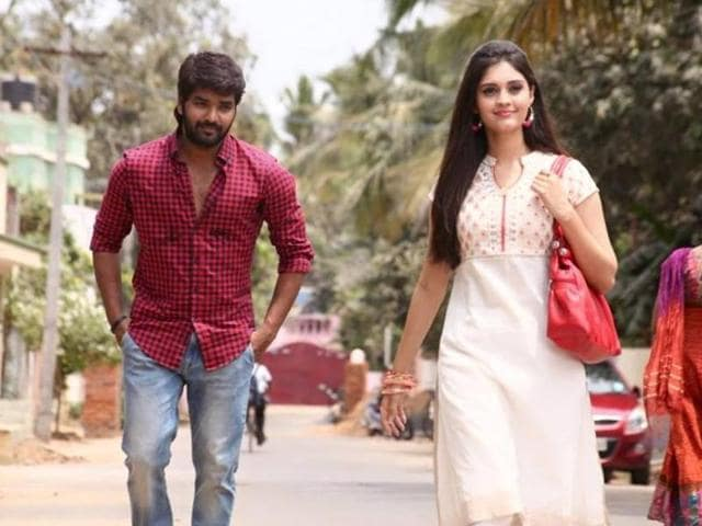 Pugazh ceases to tread a focussed path, often wandering without purpose.