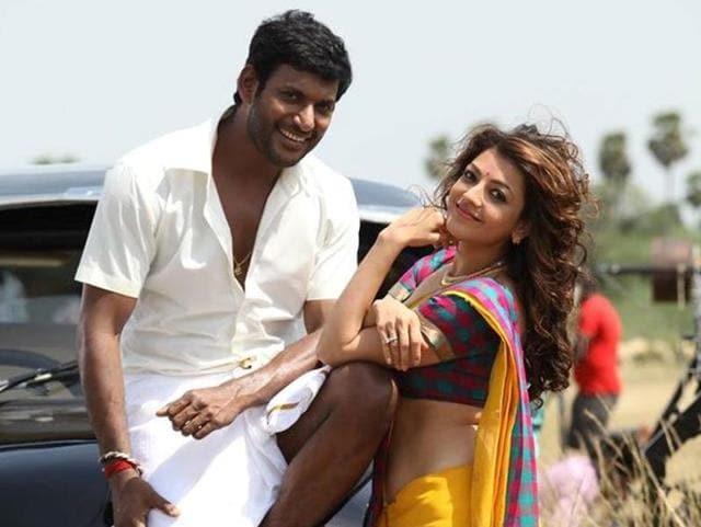 The Tamil remake of Temper will star Vishal and Kajal Aggarwal.