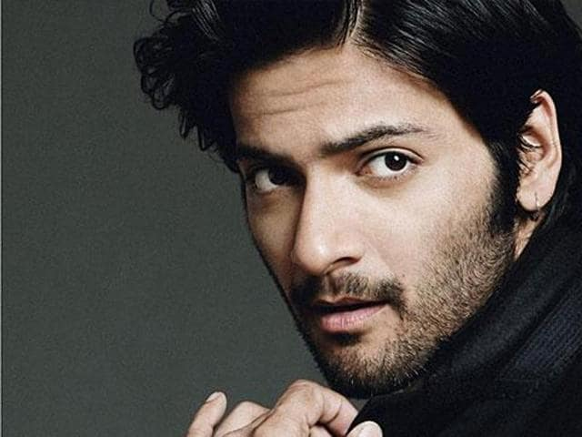 Actor Ali Fazal can guzzle countless cups of coffee. (HT File Photo)