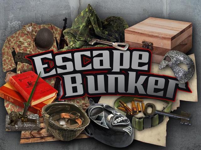 Anne Frank,Escape game,Escape Bunker