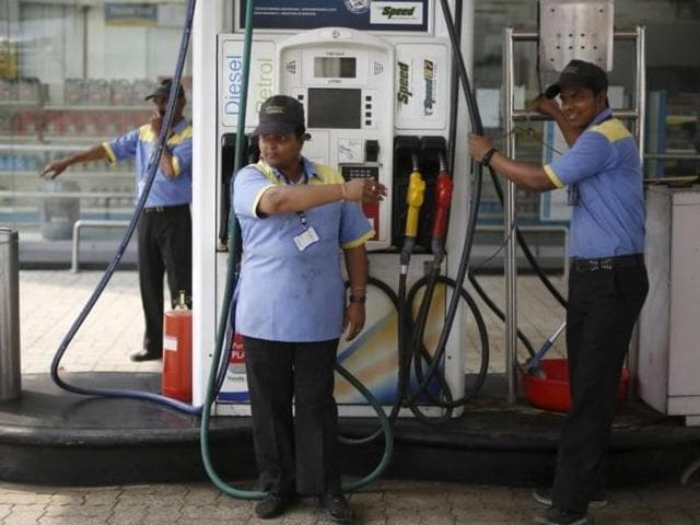 Underpinned by annual economic growth of 7-8 per cent, India's fuel demand is seen as a key oil price support over 2016-2017, eating into a supply overhang that has pulled down global crude as much as 70 percent since mid-2014.