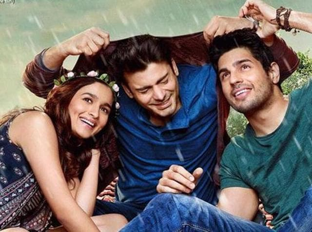 Alia Bhatt, Fawad Khan and Sidharth Malhotra star in this film about a dysfunctional family.