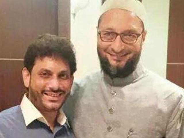 Waris Pathan: The accidental politician | mumbai | Hindustan