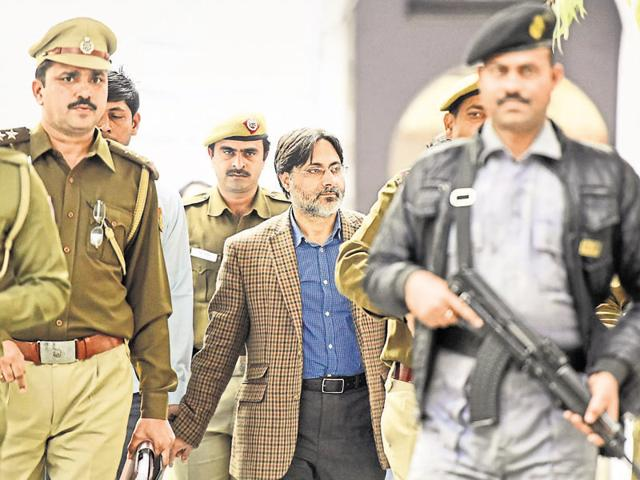 SARGeelani, who was tried in the 2001 Parliament attack case with Afzal Guru, was arrested by Delhi Police in February on charges of sedition and unlawful assembly for allegedly organising an event in Press Club. Police claim slogans were raised hailing Guru.