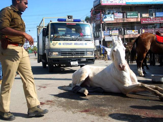 MLA Ganesh Joshi Joshi was arrested on Friday morning from a hotel for allegedly breaking 14-year-old Shaktiman's leg.