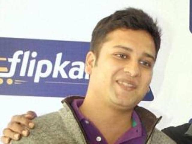 The email account of Binny Bansal, CEO of Flipkart (Left) was reportedly hacked.