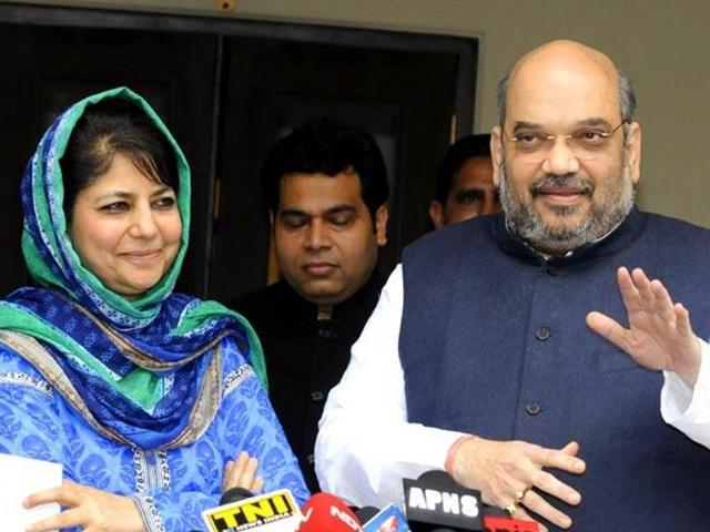 A day after PDP chief Mehbooba Mufti met BJP chief Amit Shah in New Delhi, a source in her party indicated the back-channel talks between the two sides on formation of a new government have failed.
