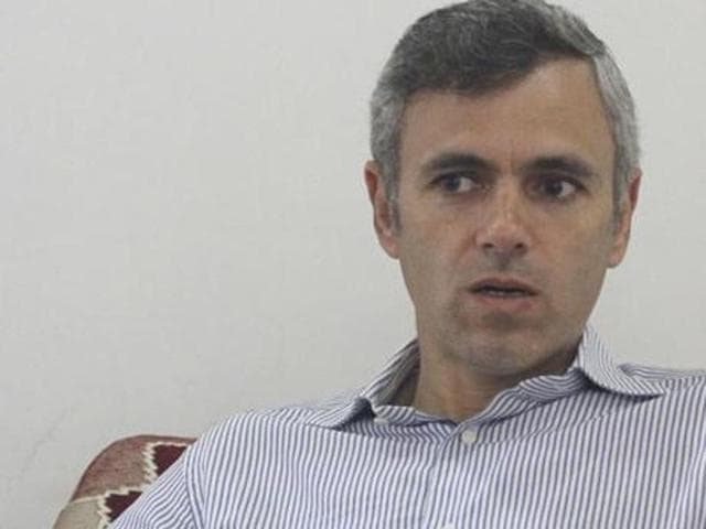 "Adding to the 'Bharat Mata ki Jai' slogan controversy, former Jammu and Kashmir chief minister Omar Abdullah has questioned the BJP if incumbent CM Mehbooba Mufti will be asked to chant the same as a ""pre- condition'' to government formation in the state."