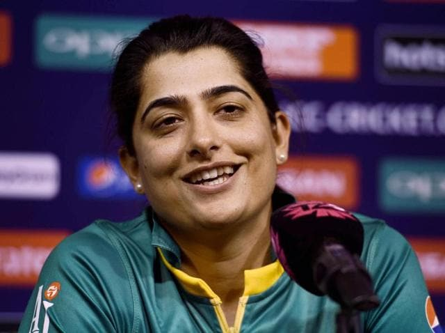 Pakistani women cricket team captain Sana Mir said during a press conference her team is more loved in Pakistan than in India.
