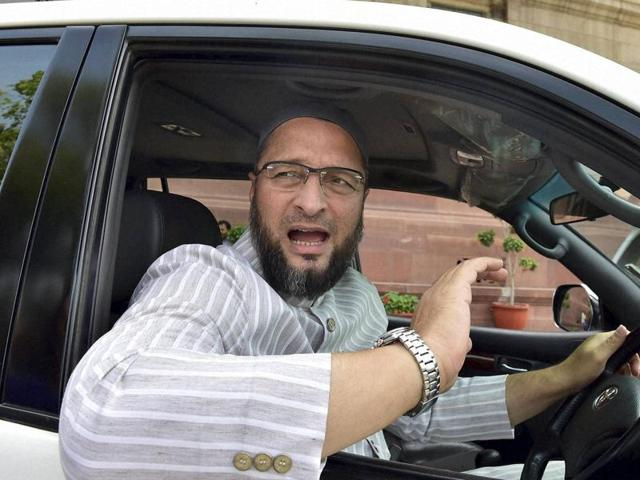 The Madhya Pradesh Legislative Assembly unanimously passed a censure motion against AIMIM leader Asaduddin Owaisi on Friday.