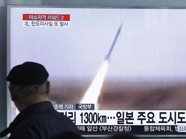 North Korea,Ballistic Missile launch,UN resolutions