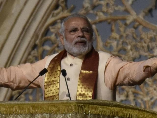 Prime Minister Narendra Modi will lead India from 2014 to 2026, a French prophet Nostradamus had predicted in 1555, according to Union minister Kiren Rijiju.