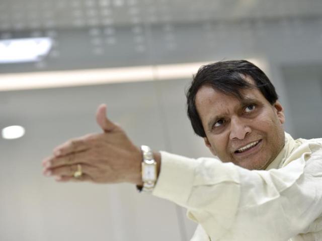 Satellites to help merge modes of transport:Suresh Prabhu