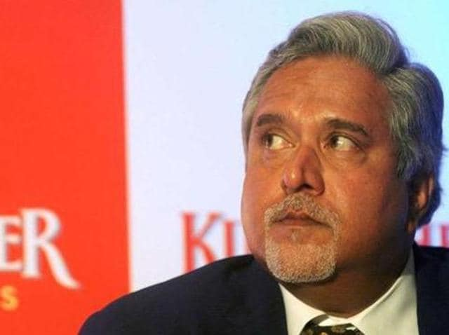 A file photo of former Kingfisher Airlines CEO Vijay Mallya.