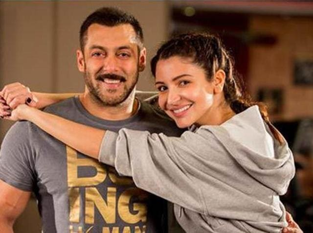 Salman Khan and Anushka Sharma are working together for the first time in Sultan.