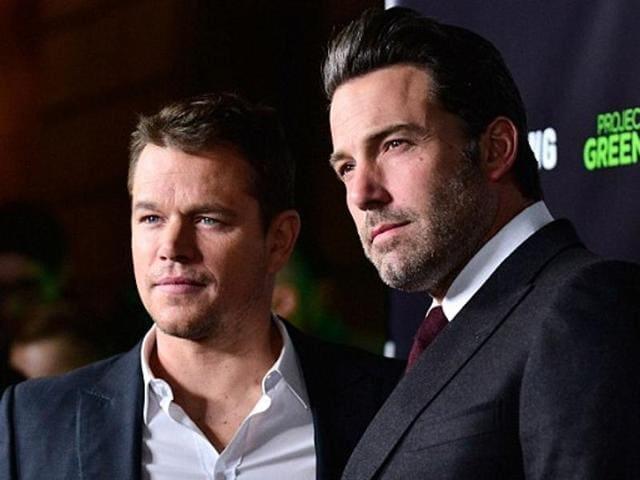 Matt Damon,Ben Affleck,Batman
