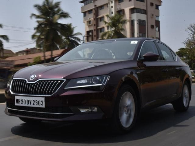 The third iteration of Skoda's flagship looks sharper and more attractive than its predecessors