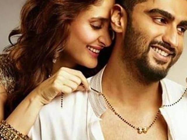 Kareena Kapoor and Arjun Kapoor will be seen together for the first time in R Balki's Ki and Ka. (Twitter)