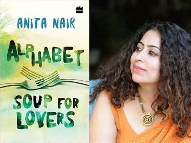 Food snippets garnish a boring marriage and an affair in Anita Nair's light feast of a novel.
