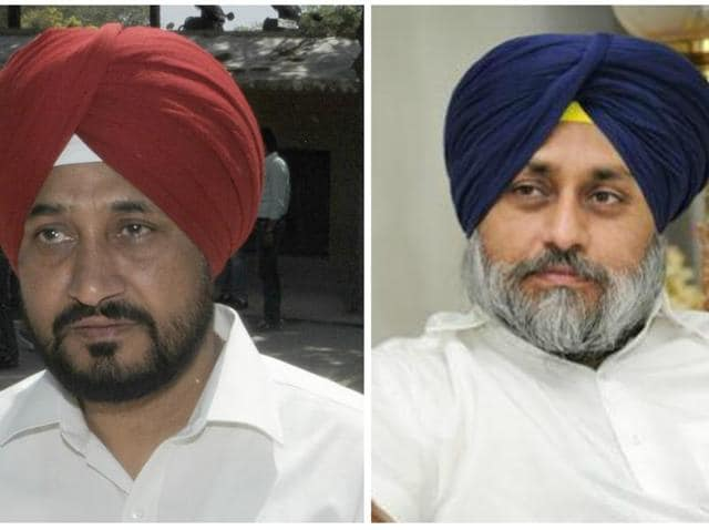 "Badal dared Channi to name one achievement of the   Capt Amarinder Singh government. Channi's spontaneous reply was: ""Bhakra Dam,"" and then he listed the other achievements of the Partap Singh Kairon government of 1956-64."