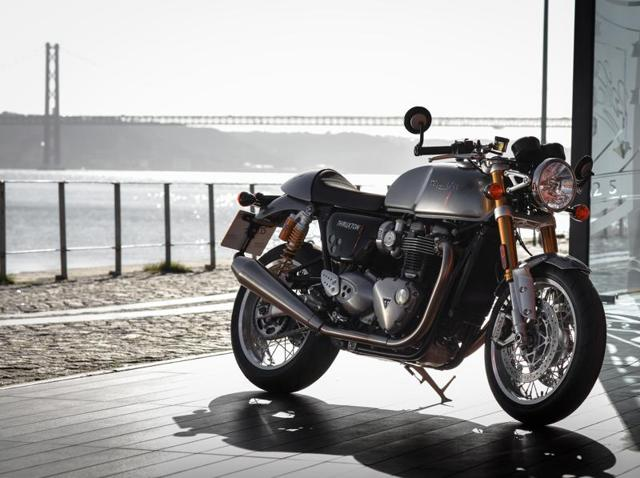 Classic motorcycles are back in vogue, and Triumph is leading the pack. Here's why.