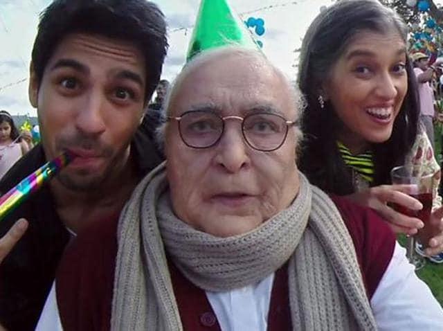Kapoor & Sons,Alia Bhatt,Sidharth Malhotra
