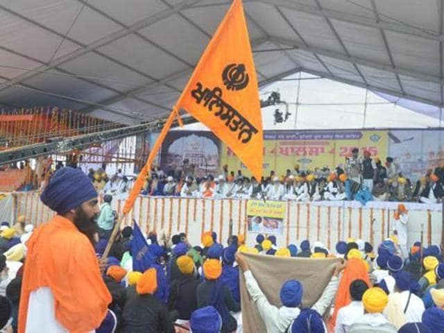 Former vice-chairperson of National Commission for Minorities Bawa Singh said there is a very small chance of another Khalistan or terrorist movement originating in Punjab.(HT Photo)