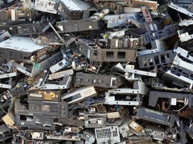69% of the city's population does not even know what e-waste is with 91% not even aware that there are eight special bins placed in the city.
