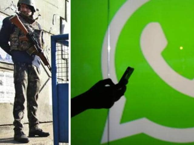 Police acted on a complaint by a medical firm's sales representative, Gaurav Sharma, who reported at the Nalagarh police station that he had received several WhatsApp messages from an overseas number warning of a terror attack.