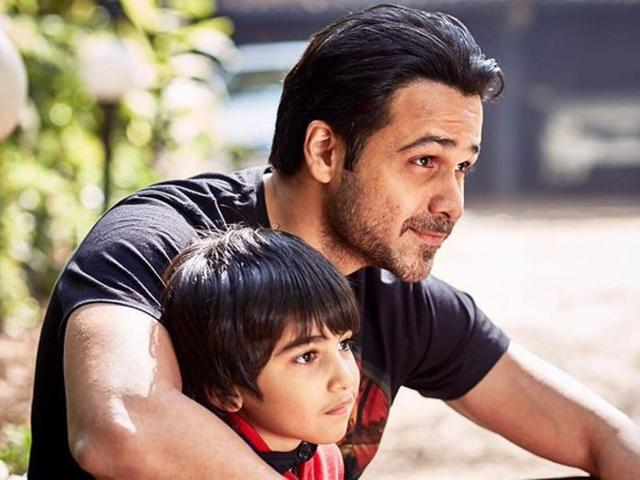 Emraan Hashmi's son was about four years old when he was diagnosed with cancer.