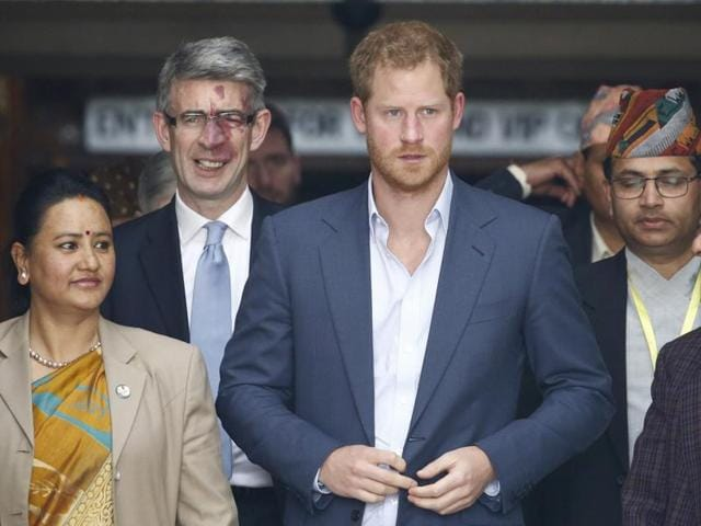 Britain,Nepal,Prince Harry
