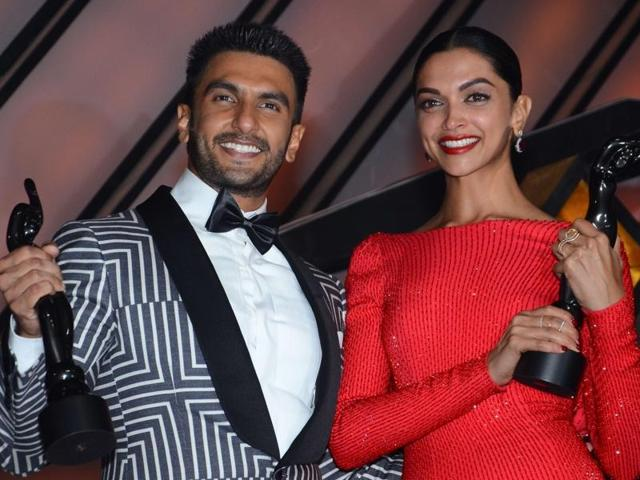 Ranveer Singh and Deepika Padukone worked together in Ram Leela as well.
