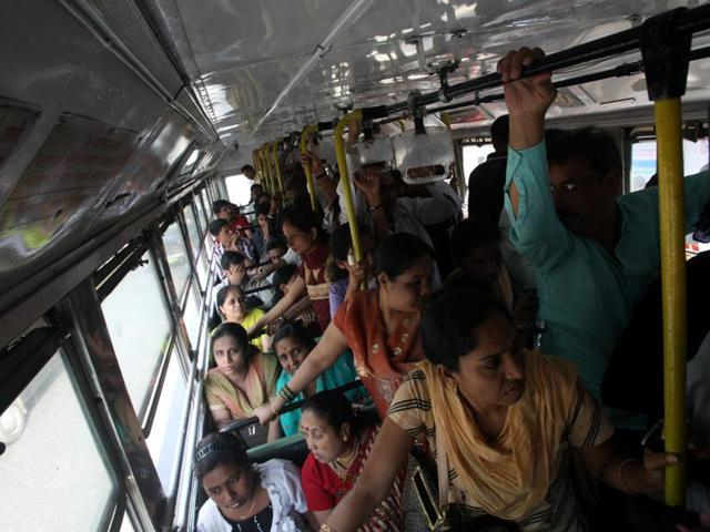 The BEST already runs women-only buses on many routes in the city
