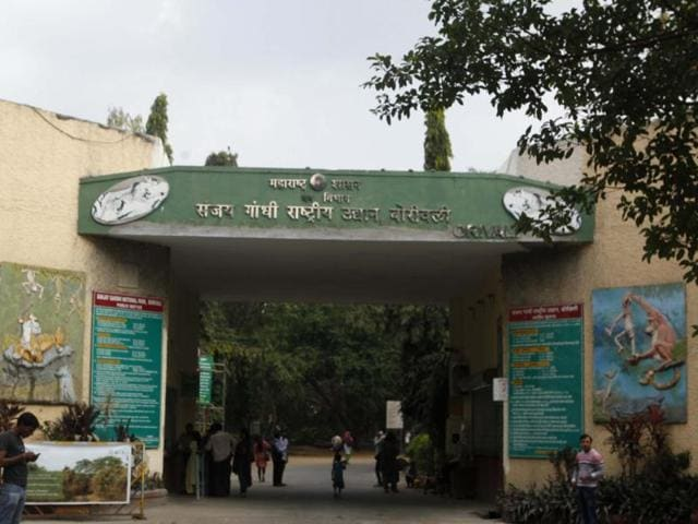 Mumbai,SGNP,Encroachments