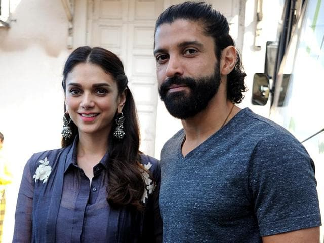 Ever since Farhan Akhtar announced his separation from his hair-stylist wife Adhuna Akhtar, rumour mills have been working overtime, suggesting that Aditi was the reason behind the split.