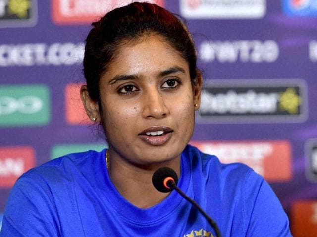 Mithali Raj said India's loss to Pakistan on Saturday was determined by the first six overs of both innings.