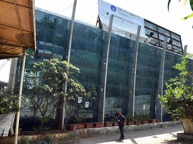 A view of the Kingfisher House in Mumbai which was up for e-auction by SBICAPS Trustee to recover the debt on the loan defaulter Vijay Mallya