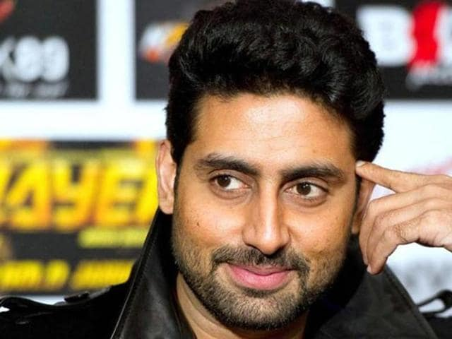 Abhishek Bachchan is known for his charitable works. (HT Photo)