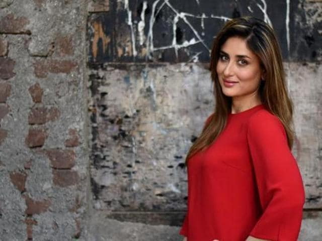 Kareena Kapoor Khan poses exclusively for HT Cafe on International Women's Day India. (Kunal Patil/HT photo)