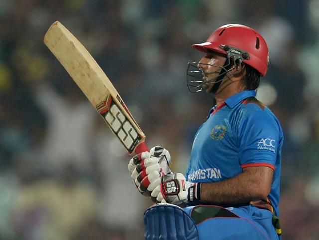 Afghanistan will hope captain Asghar Stanikzai can deliver with the bat.