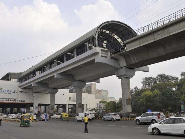 A 24-year-old man Deepak committed suicide in front of metro train which arrived at MG Road metro station on Saturday morning.