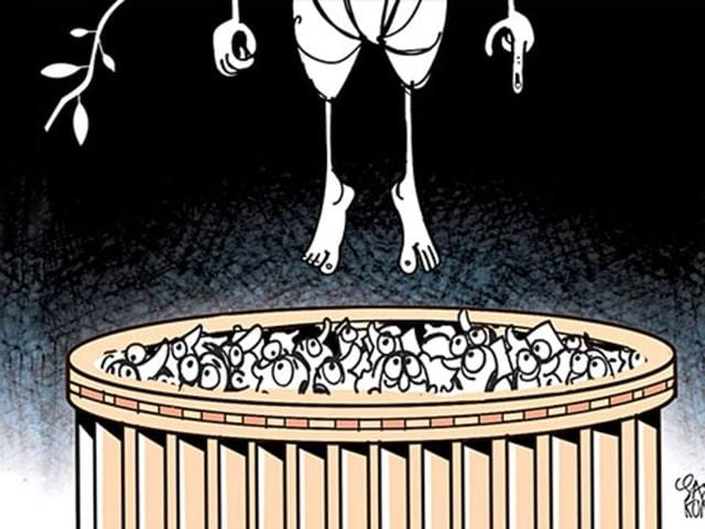 Opposition Congress in Odisha alleged that over 200 farmers have committed suicide due to drought in 2015