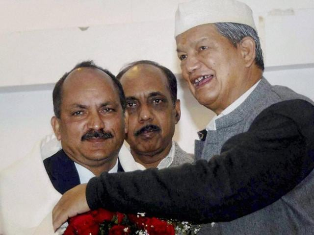 Chief minister Harish Rawat has to prove the Congress government's majority in the Uttarakhand assembly by March 28.