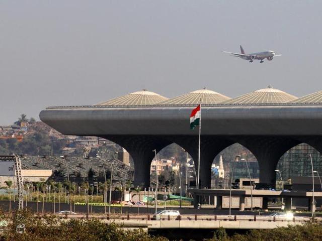 Mumbai-Delhi flight